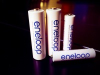 REVIEW: Eneloop Rechargeable Batteries