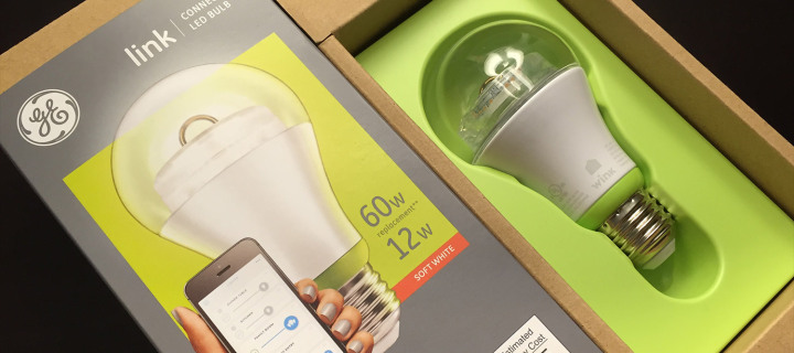 REVIEW: GE Link LED Smart Bulb