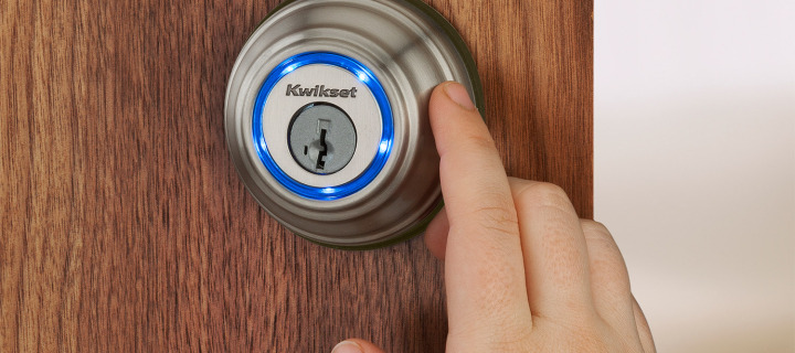 First Look: The Kwikset Kevo Lock