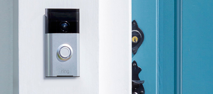 First Look: The Ring Video Doorbell