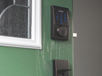 First Look: Schlage Connect Touchscreen Deadbolt