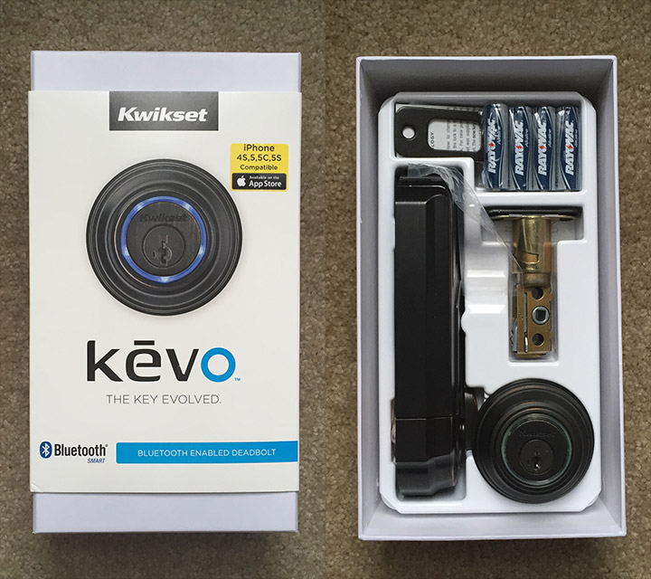 Unboxing the Kevo