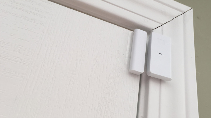 REVIEW: Quirky+GE Tripper Door/Window Sensor