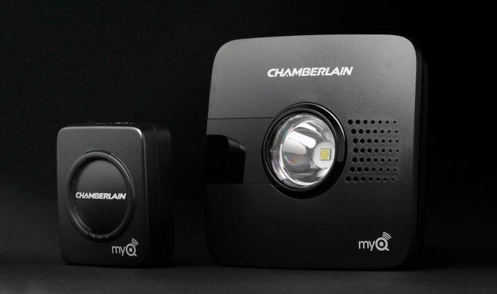 First Look: Chamberlain MyQ Garage