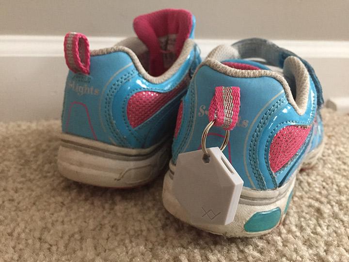 Jovie's shoes