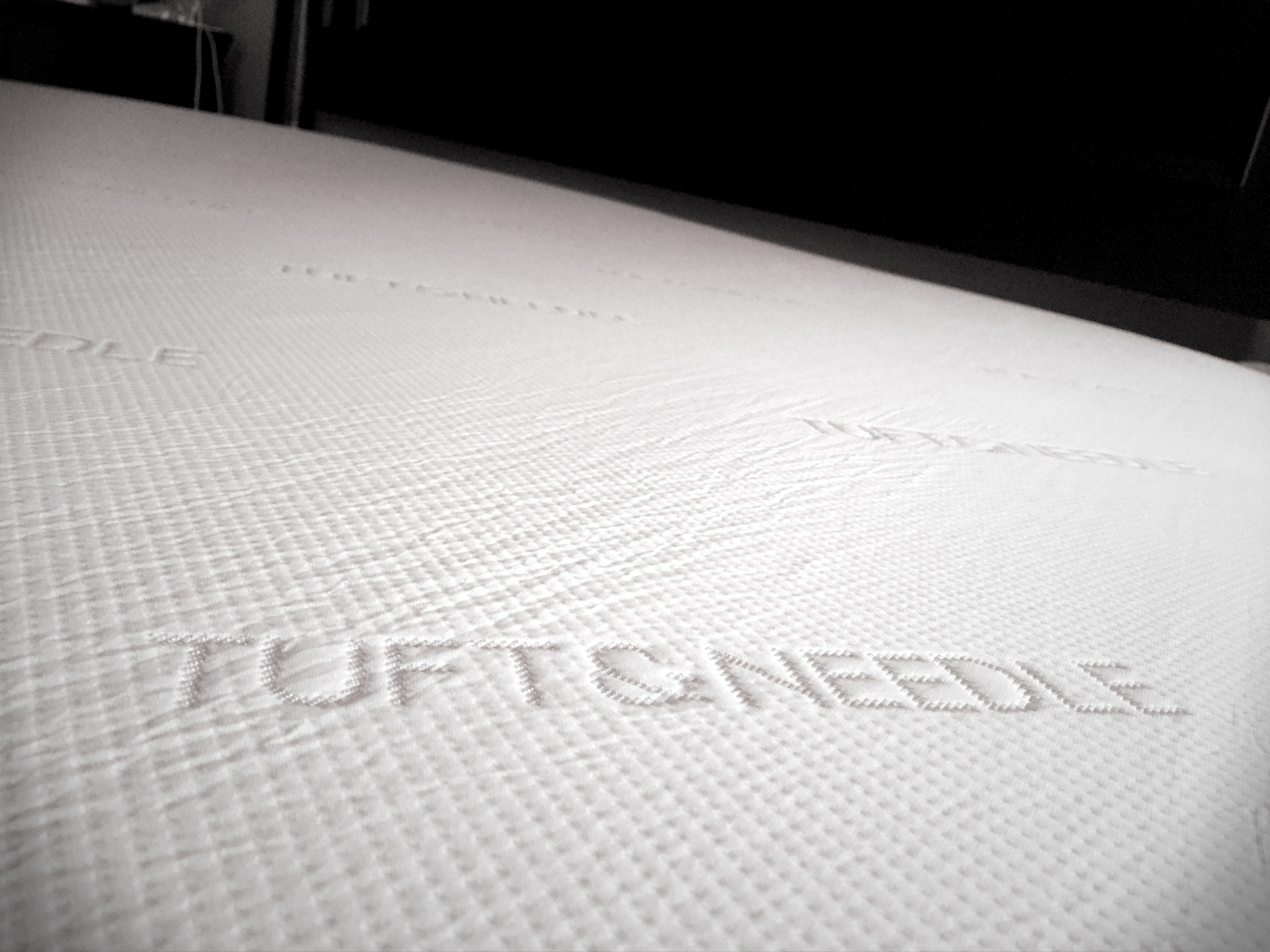 review tuft needle mattress at home in the future