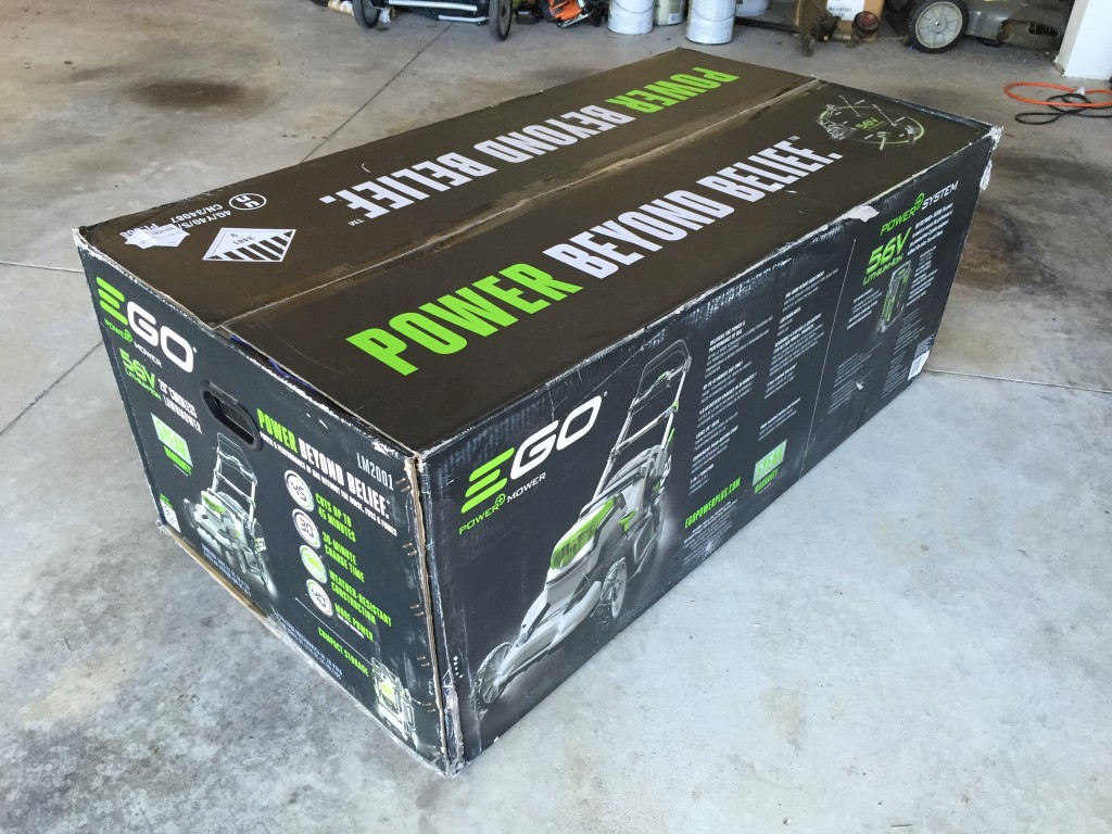 The Mower Box
