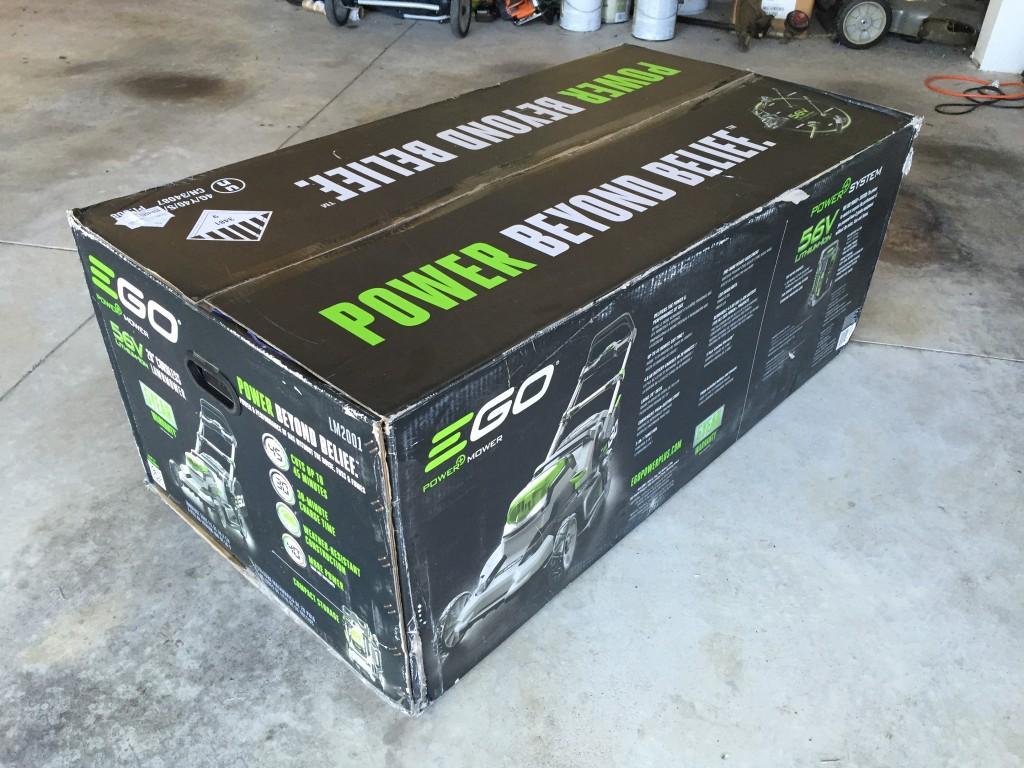 The Mower Box