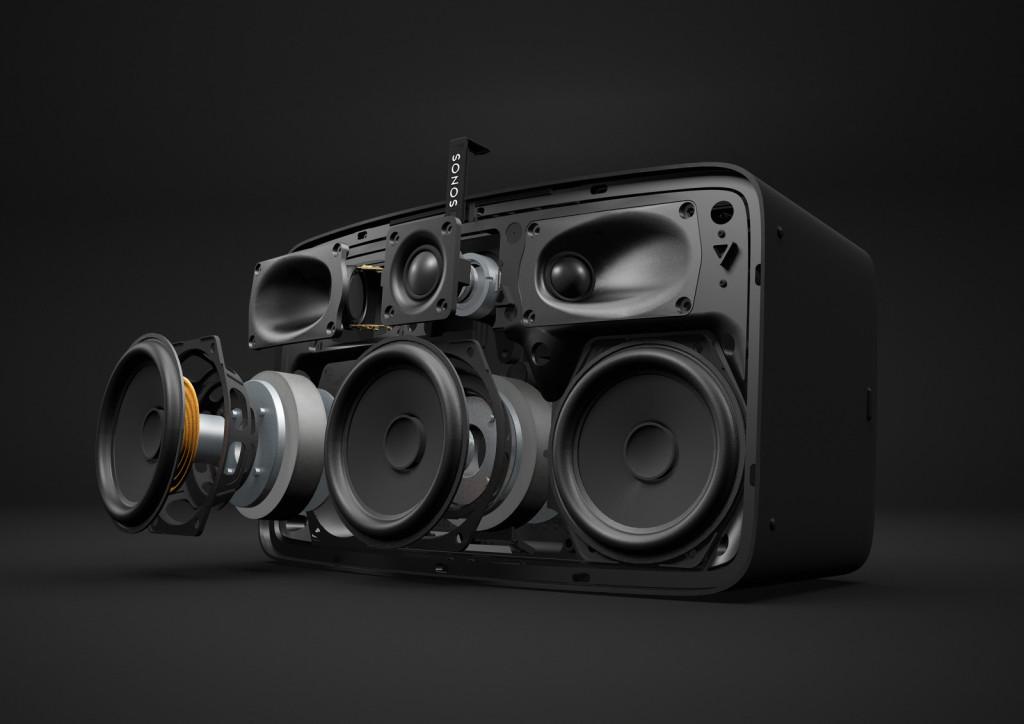 Inside the Sonos PLAY:5