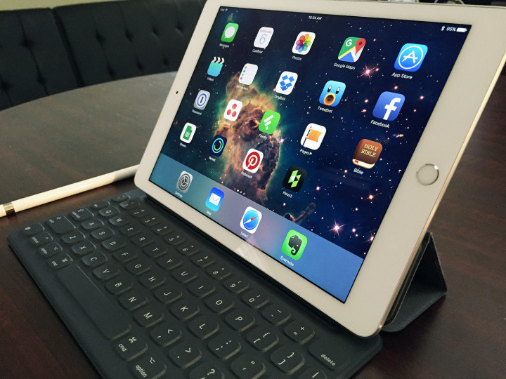 7 Days with the 9.7″ iPad Pro