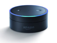 FIRST LOOK: Amazon's Echo Dot
