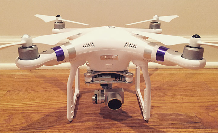 My Phantom 3 Advanced