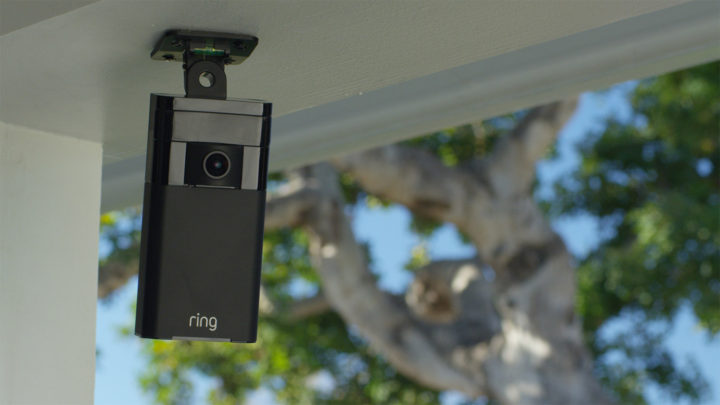 FIRST LOOK: Ring Stick-Up Cam Outdoor Camera