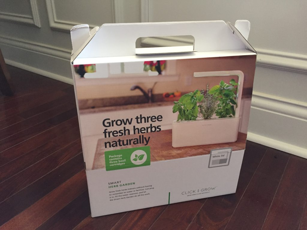 The Click and Grow Package