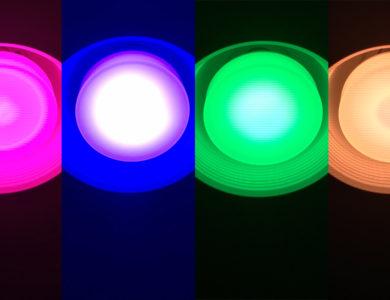 REVIEW: LIFX Color 1000 Bulbs