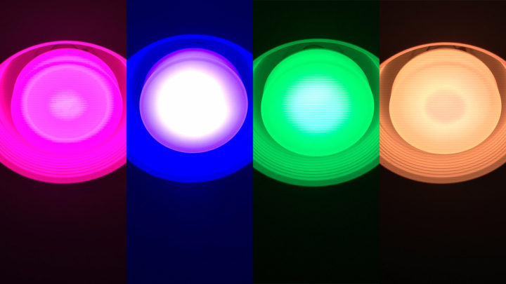 REVIEW: LIFX Color 1000 Bulbs