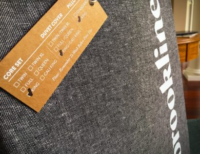 REVIEW: Brooklinen Bed Sheets