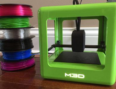 REVIEW: M3D Micro 3D Printer