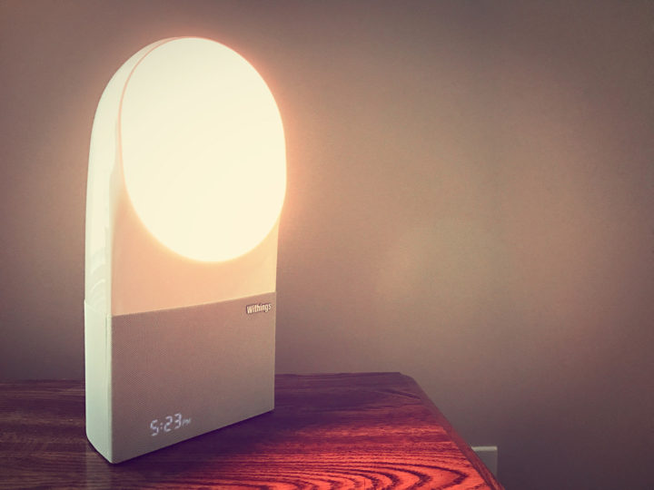 REVIEW: Withings Aura Alarm Clock and Sleep Monitor