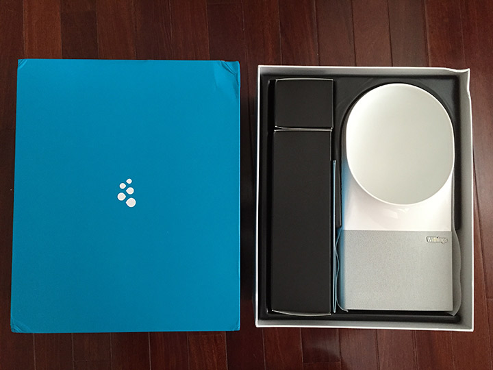 Unboxing the Aura