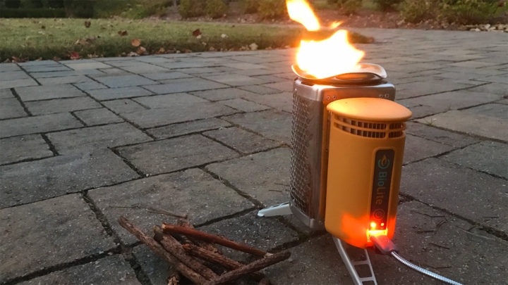 REVIEW: BioLite Camp Stove