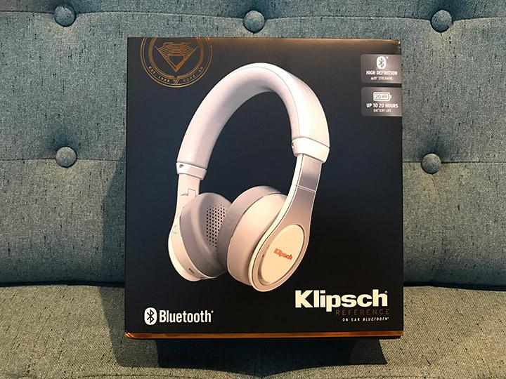 Klipsch On Ear Box