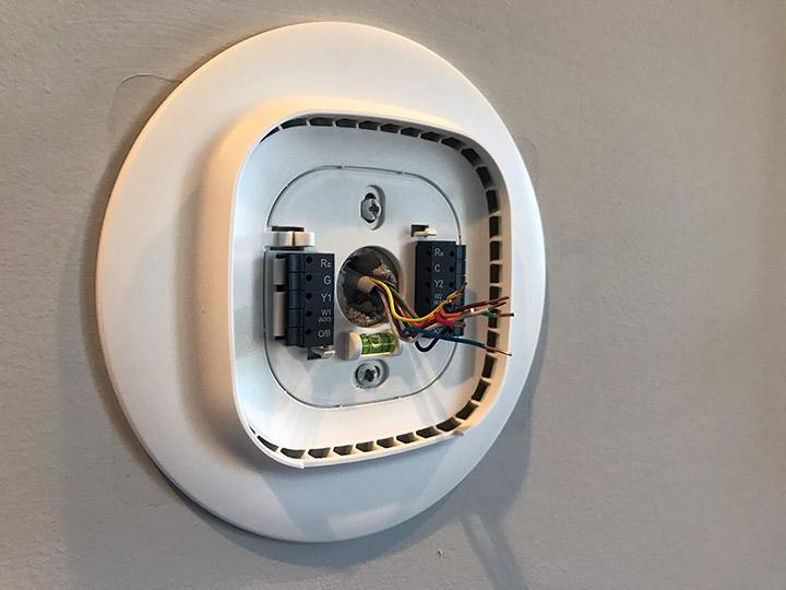 Wiring the ecobee3