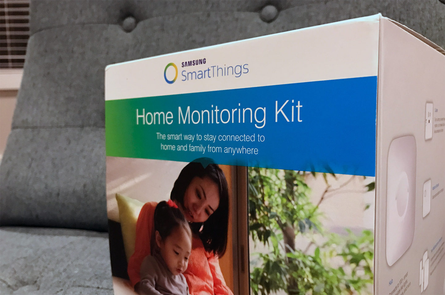 REVIEW: Samsung SmartThings - At Home in the Future