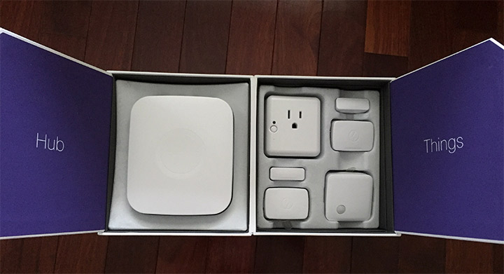 SmartThings Unboxed