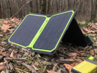 REVIEW: GoalZero Nomad 7 Plus Solar Panel