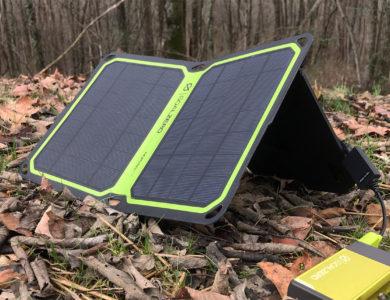 REVIEW: GoalZero Nomad 7 Plus Solar Panel