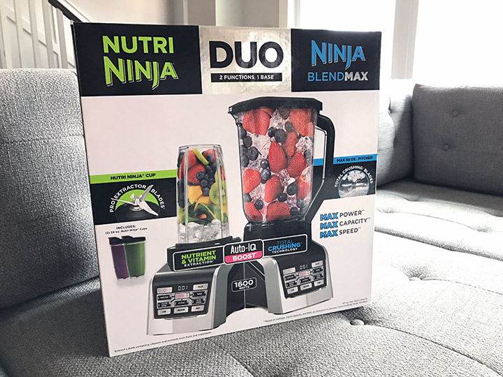 Ninja BlendMAX Duo