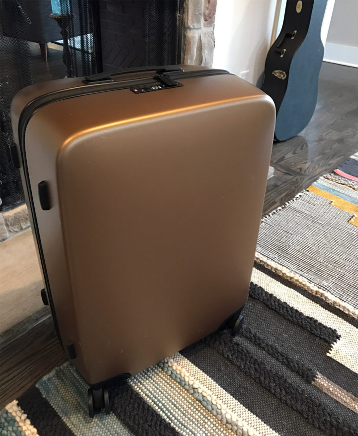 REVIEW: Raden A28 Check Smart Luggage
