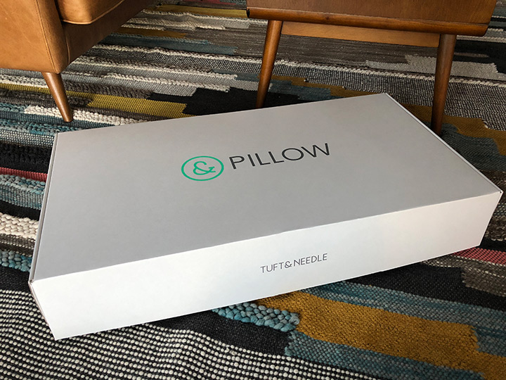 Review Tuft Needle Mint Mattress And Pillow At Home In The Future