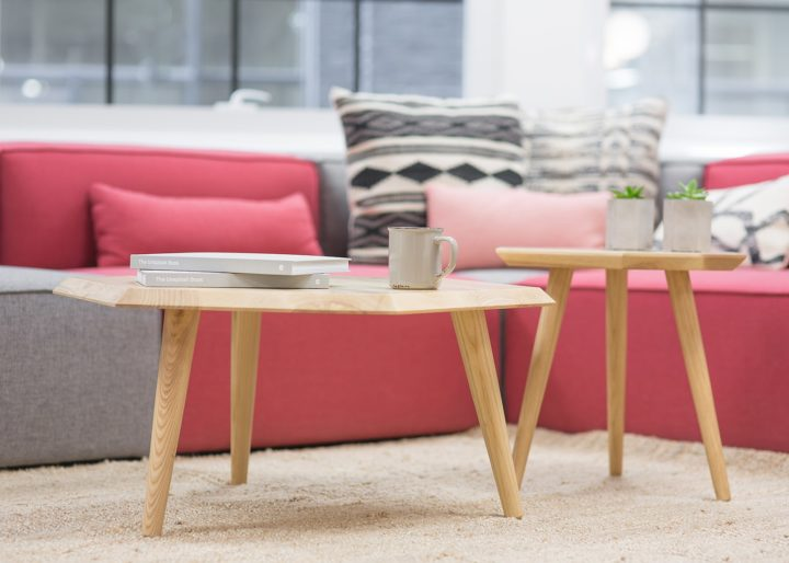 Open Up Your Living Room with These Space-Saving Hacks