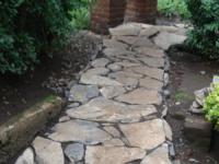 Rough Stones Create Humble Earthly Tones