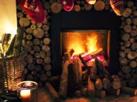Selling Your Home: Making the Fireplace the Main Feature