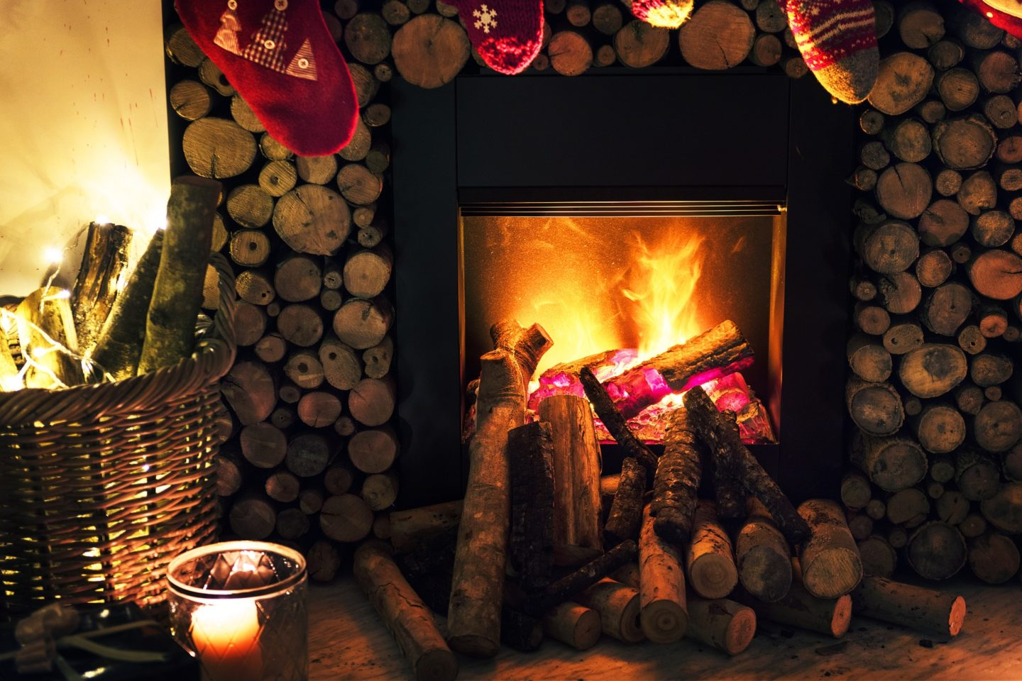 Selling Your Home Making The Fireplace The Main Feature At Home