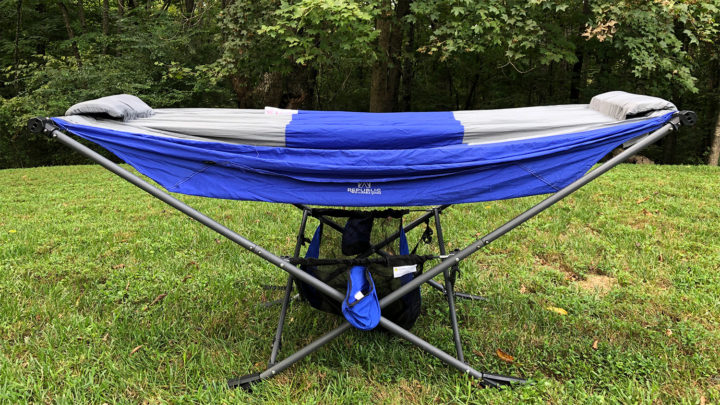 REVIEW: Mock One Folding Hammock