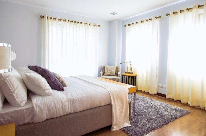 Designing Your Bedroom For Better Sleep – Try These 5 Things