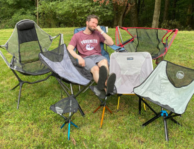 The Ultimate Camp Chair Comparison