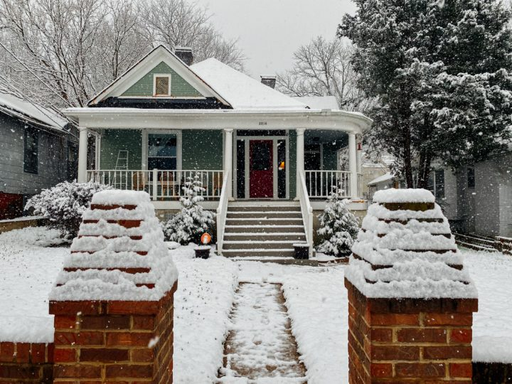 Get Your Southern Home Ready for Winter with These 3 Easy Tips