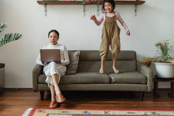 3 Practical Tips for Working from Home