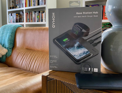 REVIEW: Nomad Base Station Hub Wireless Charger
