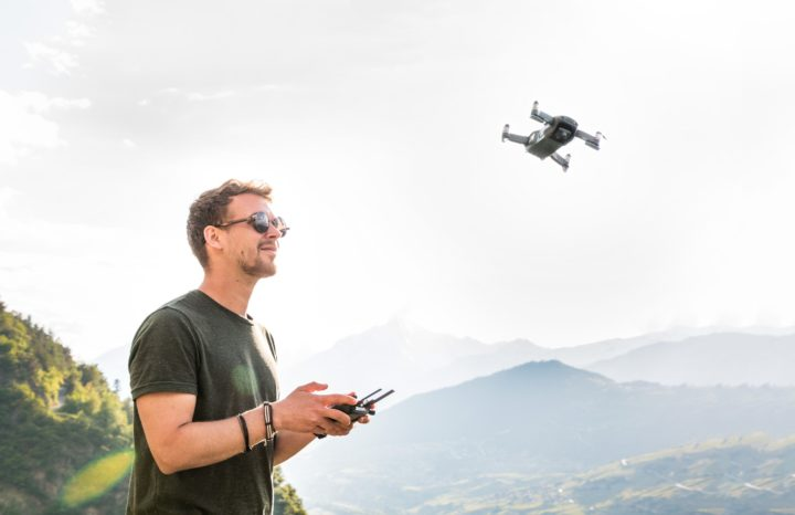 3 Tips for Learning How to Fly Drones