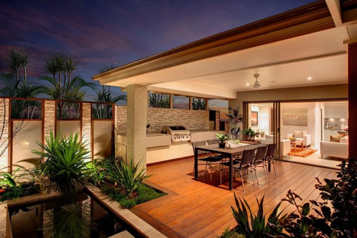 How a Customized Alfresco Can Transform your Outdoor Space