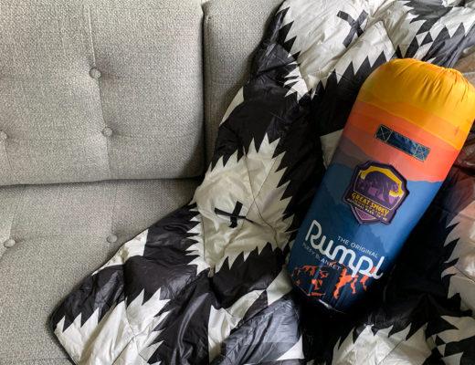 REVIEW: Is Rumpl the BEST Outdoor Blanket?