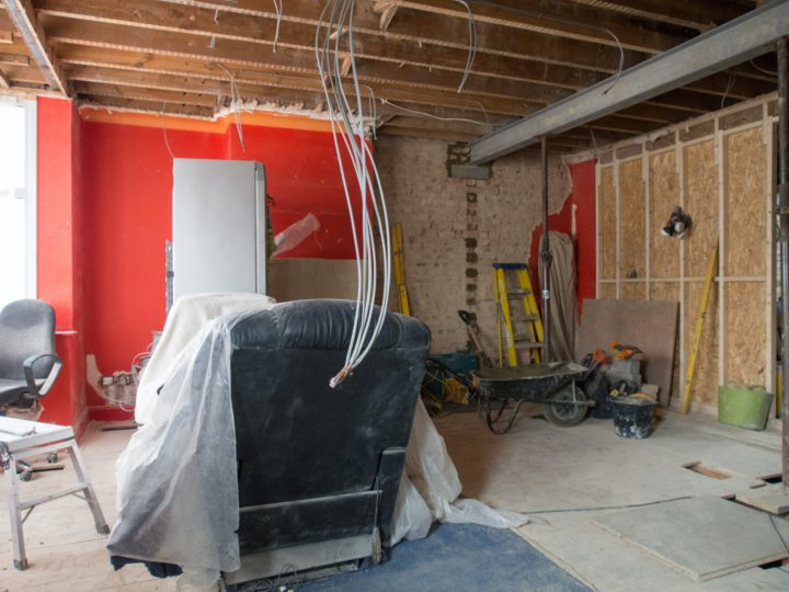 Renovate Your Basement – It's Possible to Achieve
