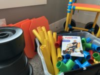 REVIEW: Tubelox Building Kit for Forts and Fun